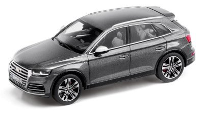 Масштабная модель Audi SQ5 limited, Daytona Grey, Scale 1:43