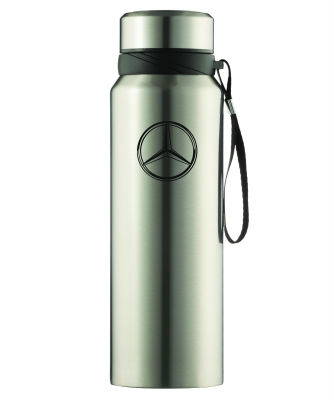 Термос Mercedes-Benz Classic Thermos Flask, Silver, 1l