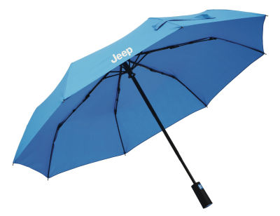 Cкладной зонт Jeep Foldable Umbrella, Blue