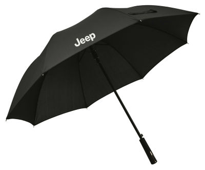 Зонт-трость Jeep Stick Umbrella, XL, Black
