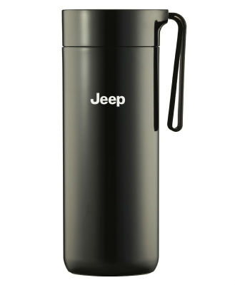 Термокружка Jeep Thermo Mug, Black, 0,4l