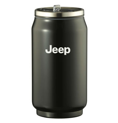 Термокружка Jeep Thermo Mug, Black, 0.33l