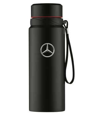 Термос Mercedes-Benz Classic Thermos Flask, Black, 0,75l