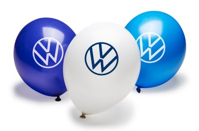 Воздушные шары Volkswagen Colored Ballons NM