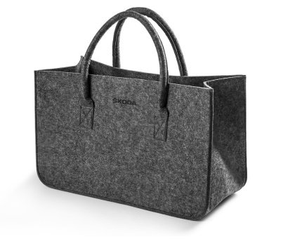 Сумка-шоппер Skoda Shopping Basket Felt, Grey
