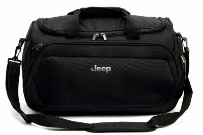 Спортивно-туристическая сумка Jeep Duffle Bag, Black