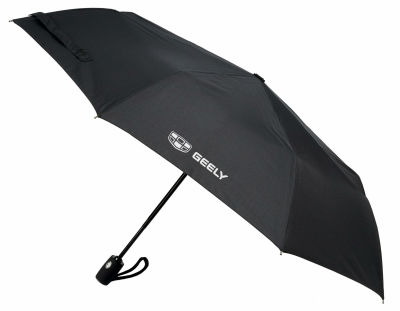 Cкладной зонт Geely Pocket Umbrella, Automatic, Black