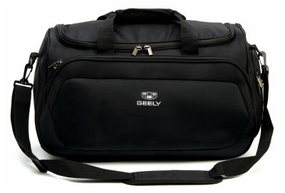 Спортивно-туристическая сумка Geely Duffle Bag, Black