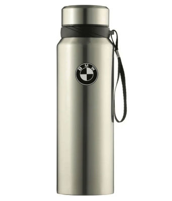 Термос BMW Classic Thermos Flask, Silver, 1l
