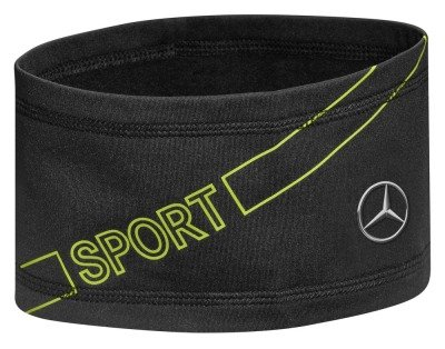 Повязка на лоб Mercedes-Benz Headband, Anthracite