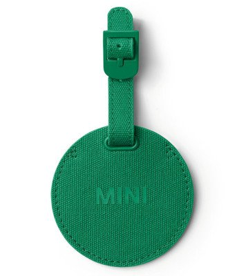 Багажная бирка MINI Luggage Tag, British Green